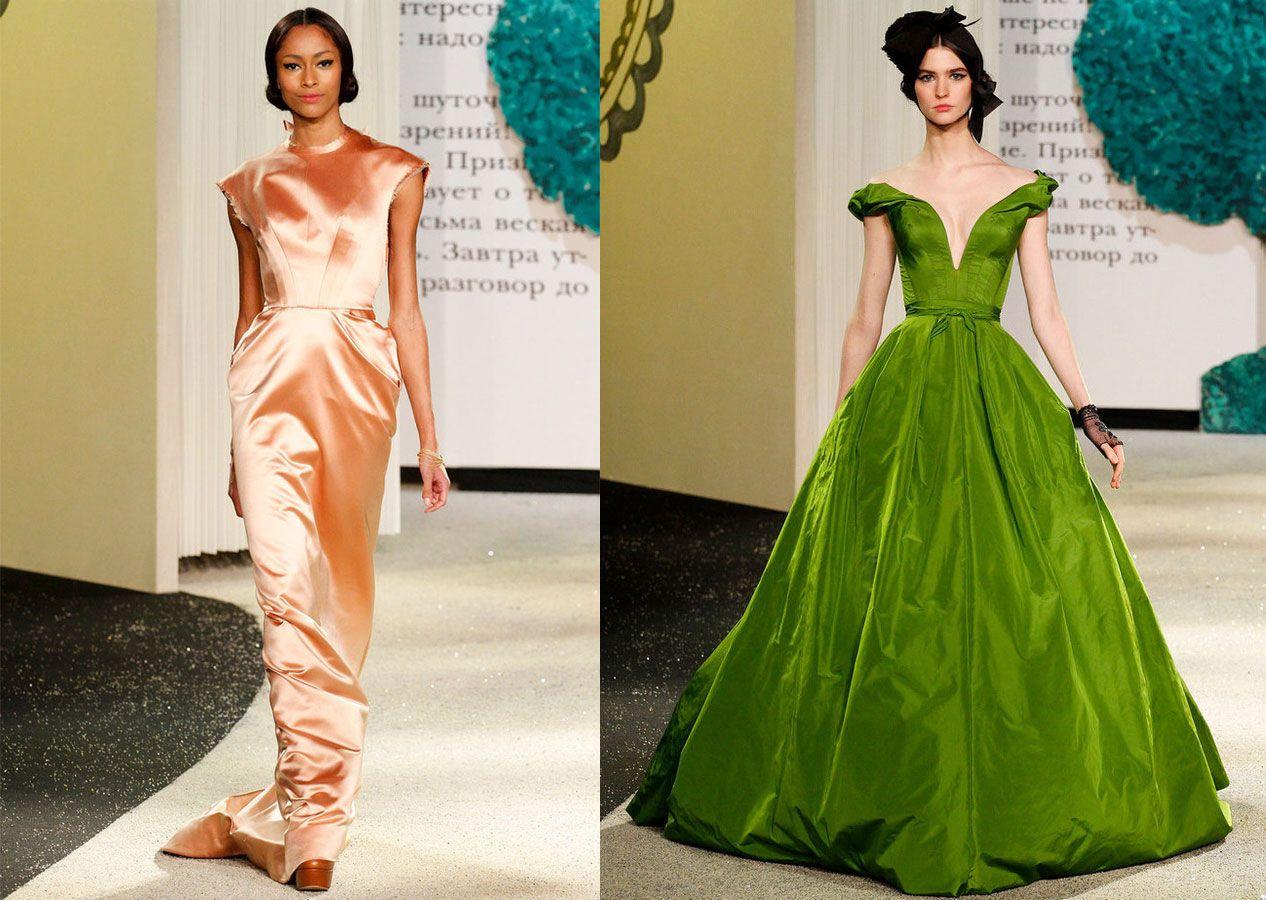 Oscar Worthy Dresses by Ulyana Sergeenko