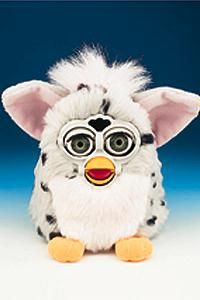 Furbys were cool until you got one. Then they just became creepy and annoying. I think mine was possessed.