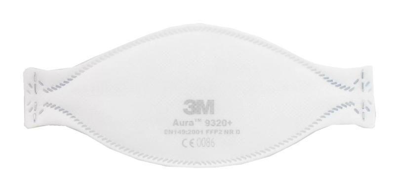 3m masque anti poussiere pliable