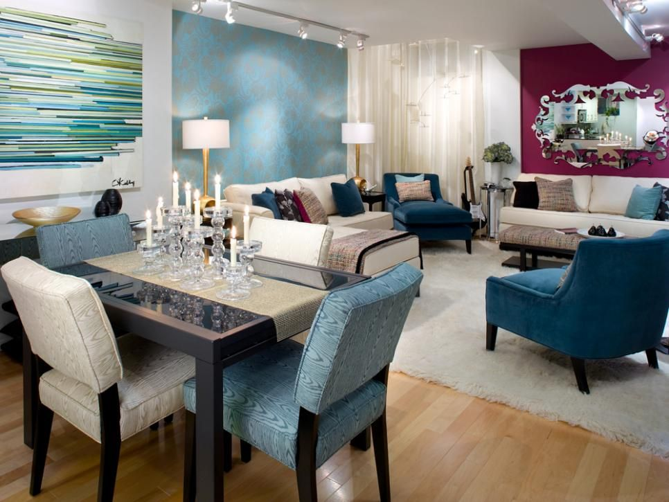 Best Of Dining Room Living Room Combo