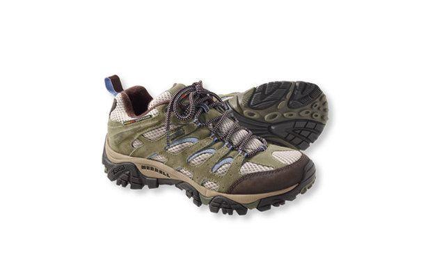59ec2d9e48fd Best for Muddy or Wet Trails  Merrell Moab Waterproof Hiking Shoe