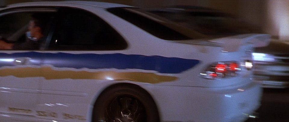 1993 Honda Civic From The Fast And The Furious Fast And Furious Honda The Furious
