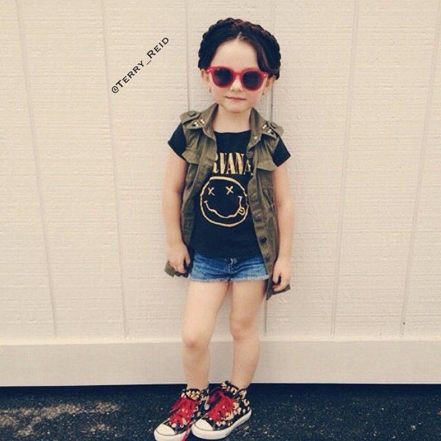 Fashion kids by terry_reid's photo on Instagram