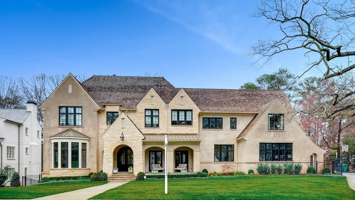 Exclusive Chastain Park mansion snags 3.8 million