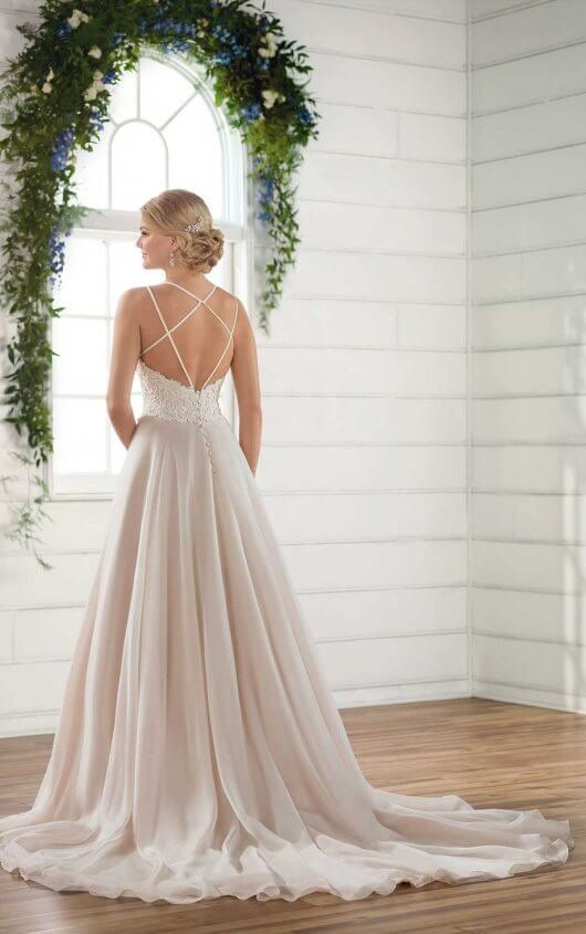 Soft Beach Wedding Gown Engagement Wedding Wedding Dresses