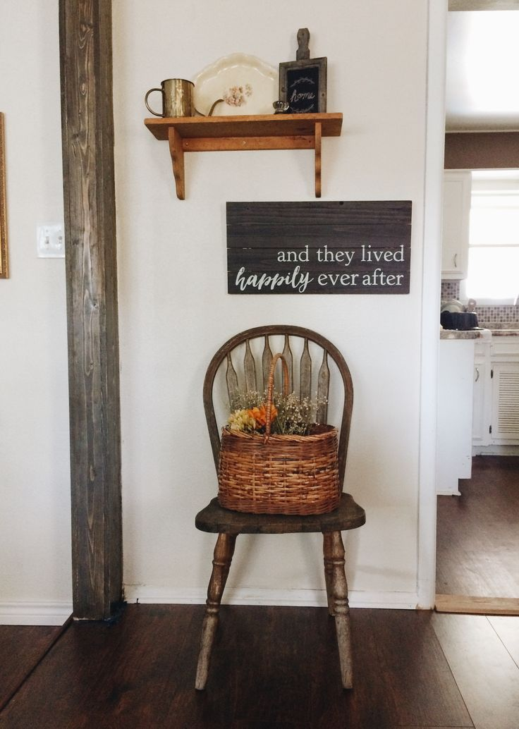 Decorating With Antique and Vintage Pieces, Made Easy | Farmhouse ...