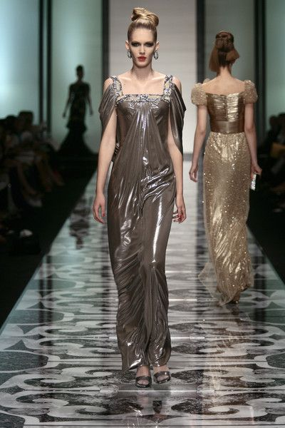 Valentino at Couture Fall 2007
