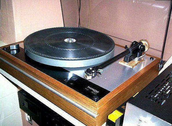 The Thorens Td 160 Vintage Audio Pinterest