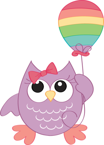 Kit Cumpleaños De Los Buhos Juli Pinterest Owl Owl Clip Art Y
