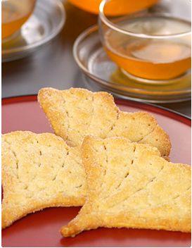 熊本 いちょうパイ#清正製菓 http://kiyomasaseika.jp/