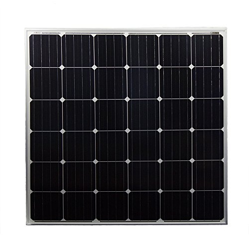 150 Watt Monocrystaline Solar Panel Mighty Max Battery Brand Product In 2020 Off Grid Solar Panels 12v Solar Panel Off Grid Solar