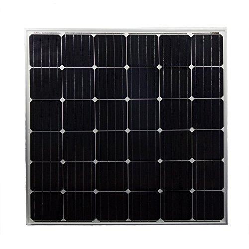 150 Watt Monocrystaline Solar Panel Mighty Max Battery Brand Product In 2020 Off Grid Solar Panels 12v Solar Panel Off Grid Solar