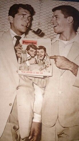 Martin and Lewis in Picturegoer June 1953