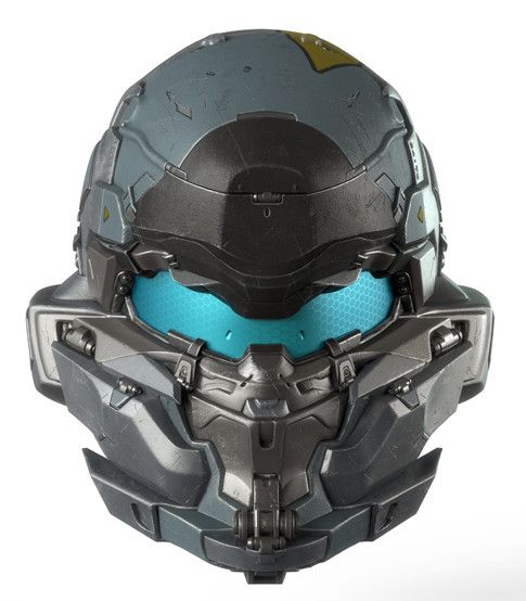 Triforce Halo 5 Locke Amp Kelly Helmet Replicas Up For Order