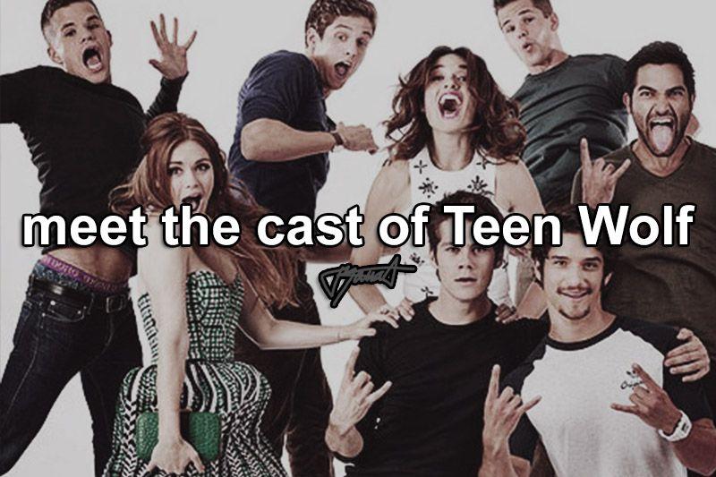 Meet the cast of teen wolf bucket list pinterest teen wolf meet the cast of teen wolf m4hsunfo