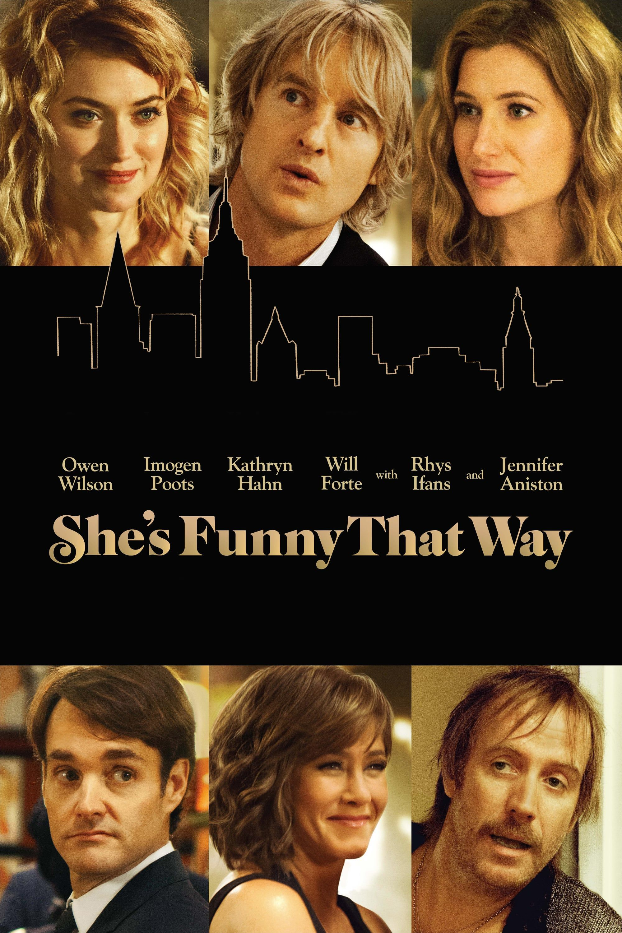 Ver She S Funny That Way Pelicula Completa En Espanol Latino 2014 S Movies Online Free Movies Online Streaming Movies Online