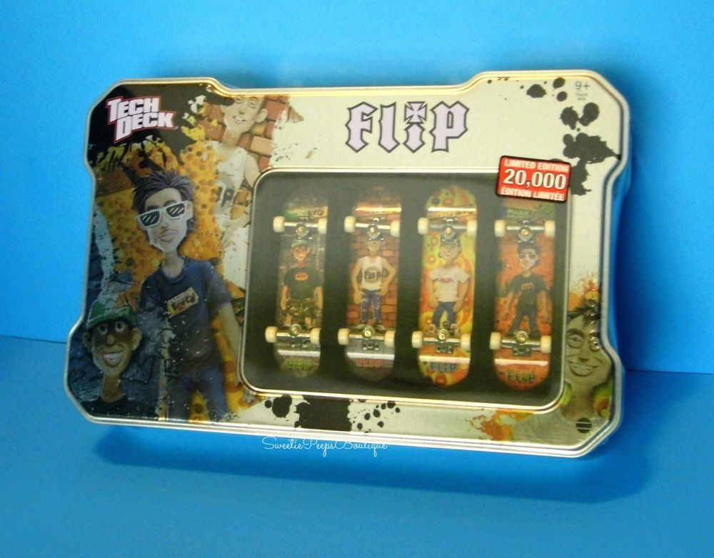 Tech Deck Limited Edition