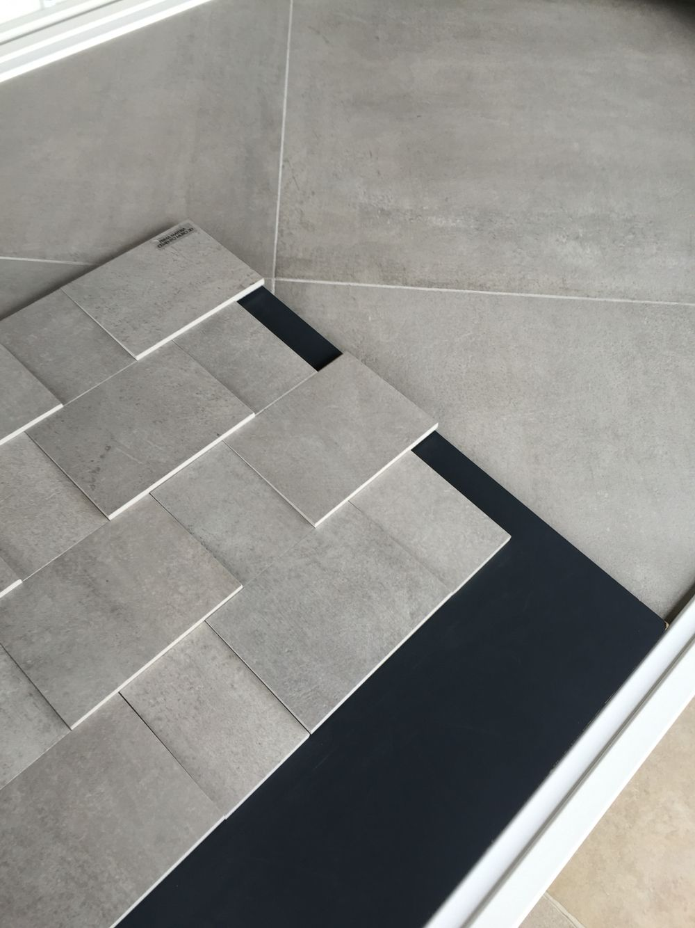 betonlook tegels kronos prima materia kronos tegels pinterest