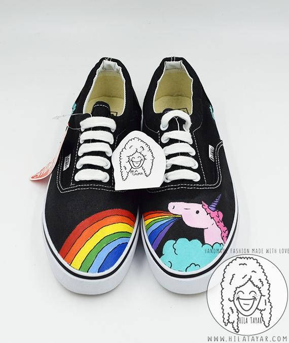 Amazing vans unicorn shoes  unicorn  sneakers  vans  shoes  rainbow f00a7eaa5