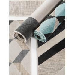 benuta Plus In- & Outdoor-Teppich Rasco Beige/Grau 80×150 cm – für Balkon, Terrasse & Gartenbenuta.d