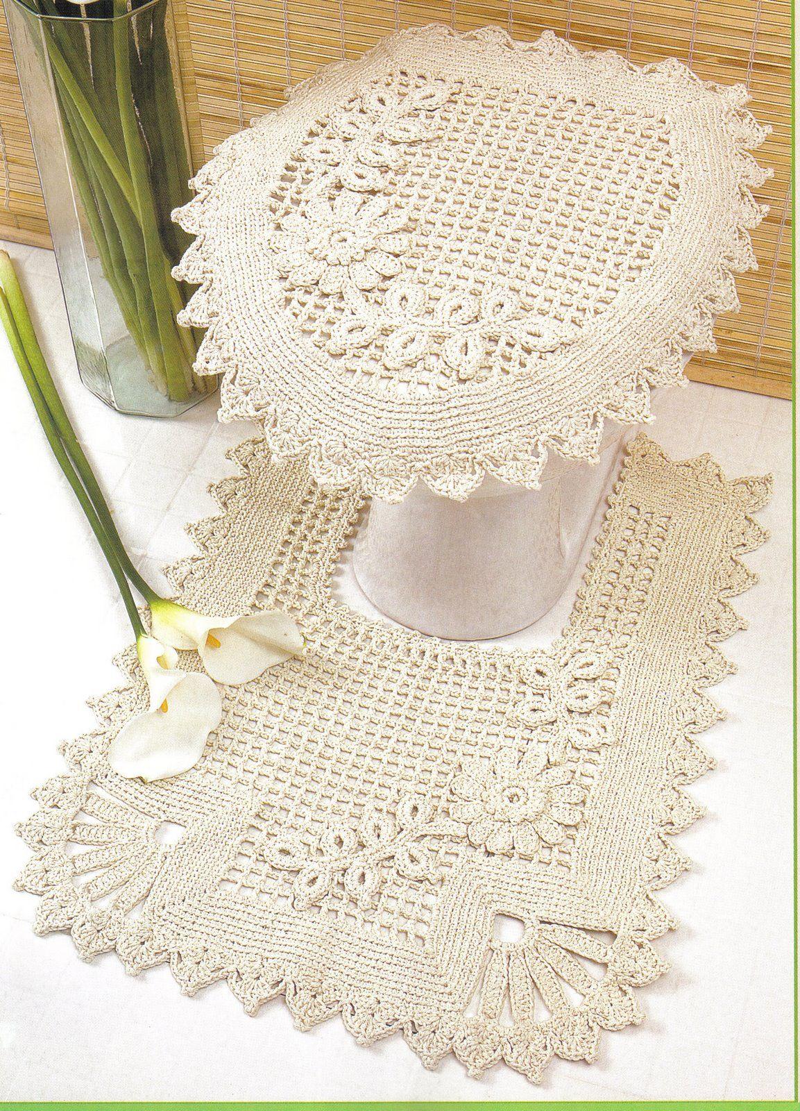 Crochet Thread Crochet Crochet Home Decor