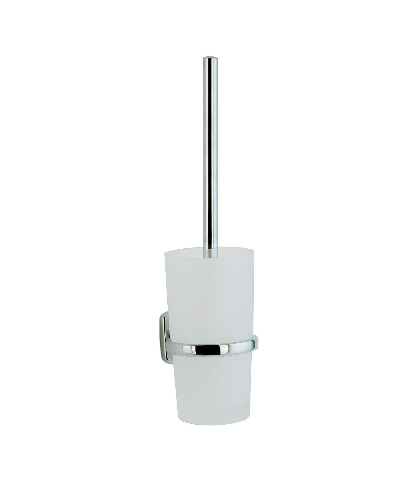 Cabin 15in H Wall Mounted Toilet Brush And Holder Wall Mounted Toilet Toilet Brush Toilet Brushes Holders