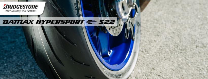Bridgestone Battlax Hypersport S22 Apresentacao Em Jerez Andando De Moto Motos Desportivo