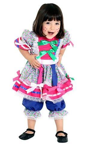 24dfebc6b0a5c7 Fantasia Caipira Bebê Sulamericana Original :: FantasiasCarol ...