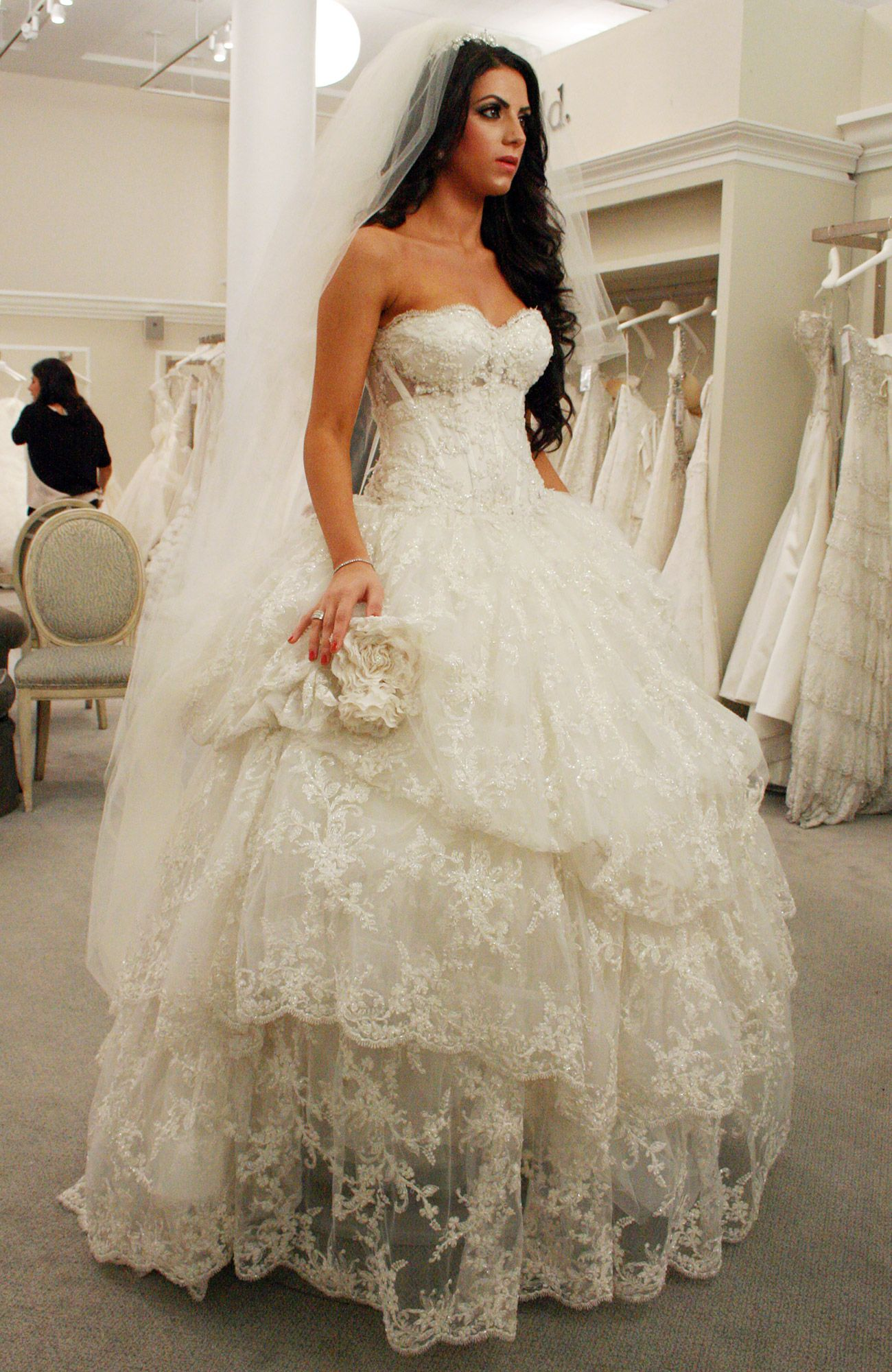 Say yes to the dress show my dream wedding pinterest simple
