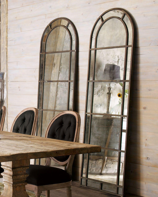 Arched Mirror In 2021 Arch Mirror Mirror Wall Antique Mirror