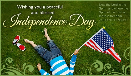 Wishing You A Blessed And Peaceful Independence Day Memorial Day Independence Day American Themed Party