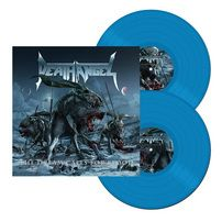 Death Angel - Death Calls For Blood - Hastings Exclusive Blue LP Vinyl - Available at goHastings.com