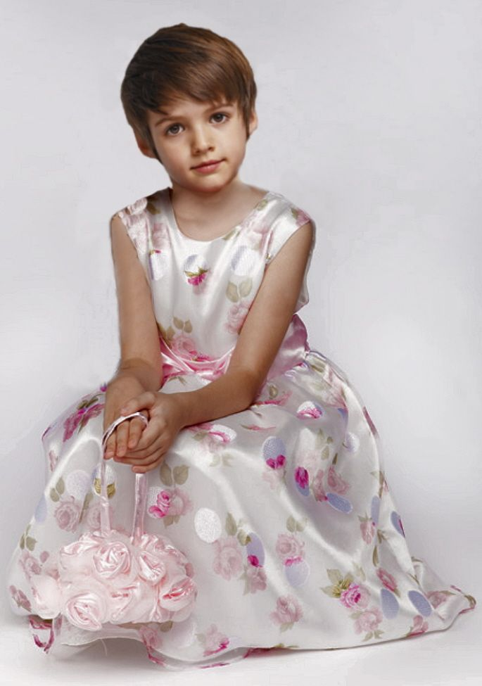 Matchless dress boy like girl have thought