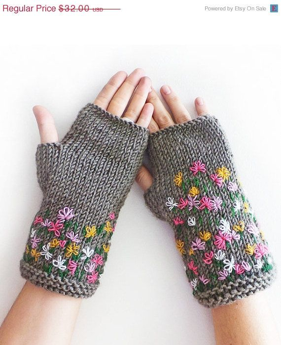 Wool Mittens Christmas Sale 20 Off Free Shipping By Sabaknits