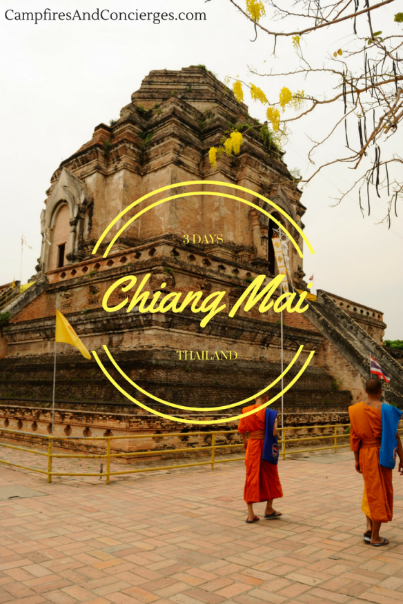 3 Days in Chiang Mai, Thailand Solo Travel SouthEast Asia