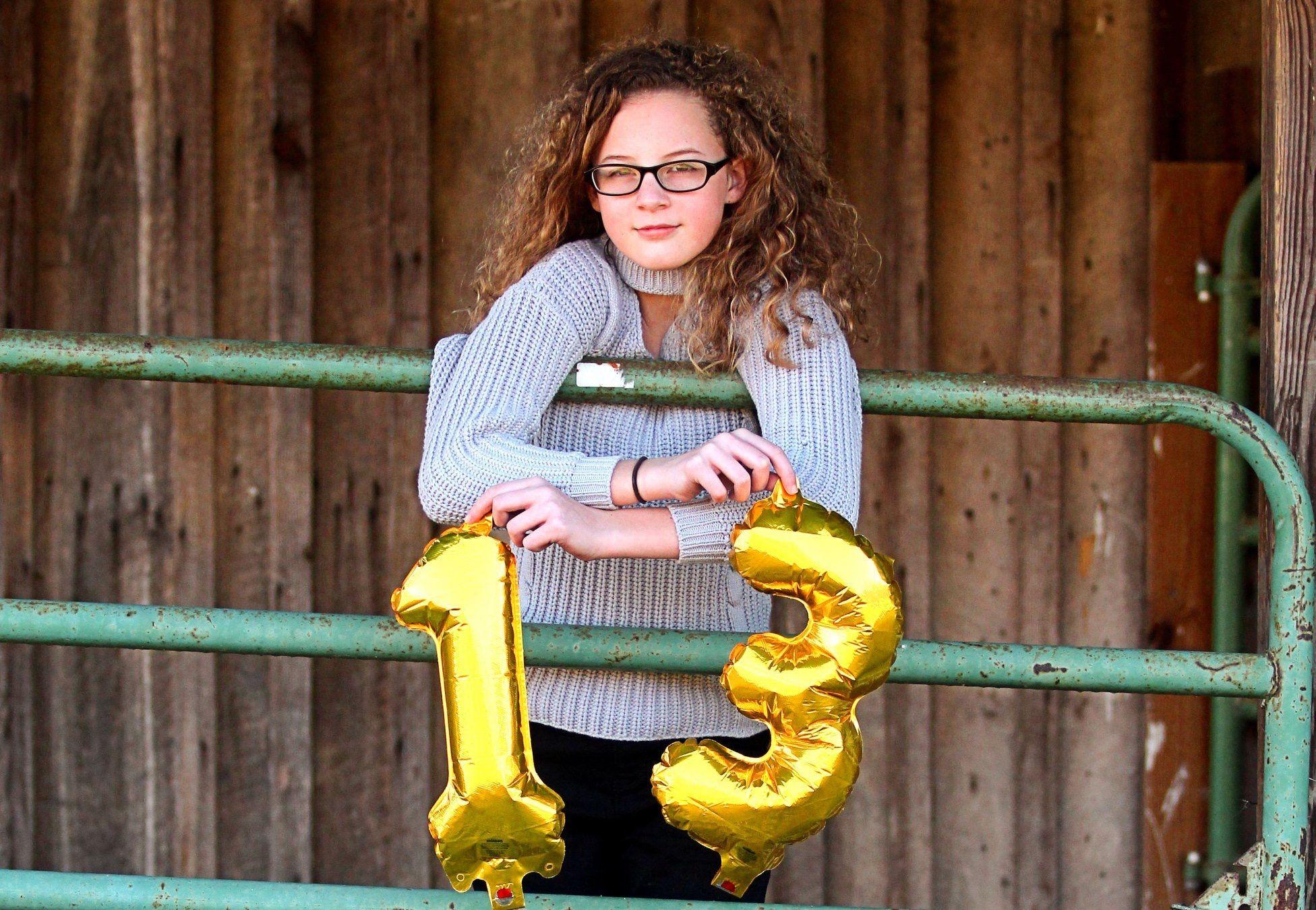 13th birthday 13th birthday photography outdoor decor
