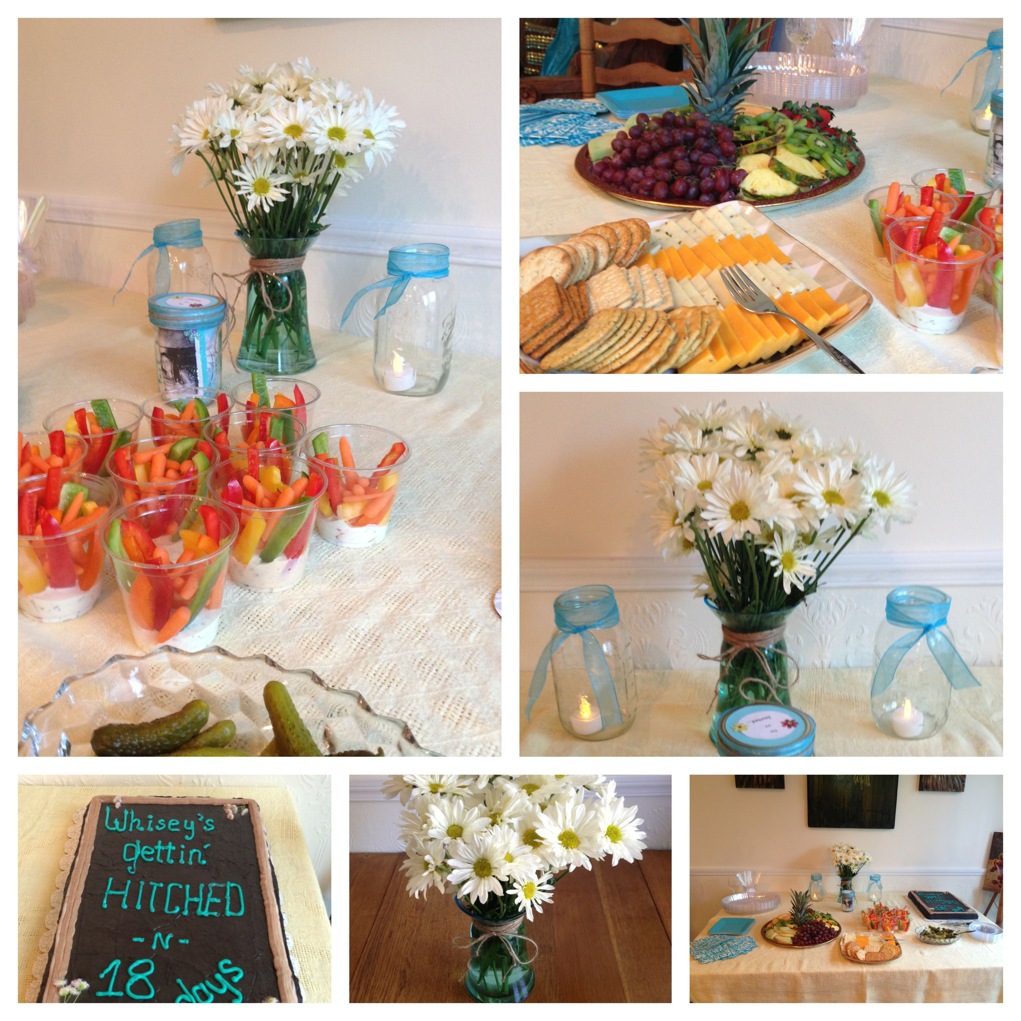 Country Or Western Themed Bridal Shower