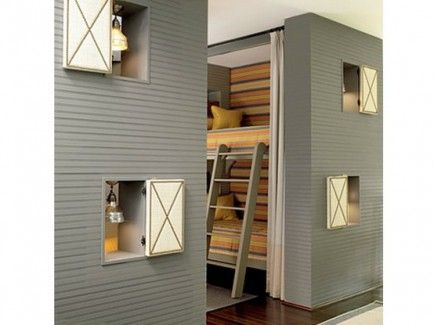World\u0027s 30 Coolest Bunk Beds for Kids Bunk bed, Bedrooms and Interiors