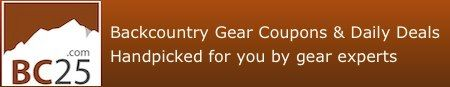 Backcountry Gear Coupons, Daily Deals, Coupon Codes, Promos