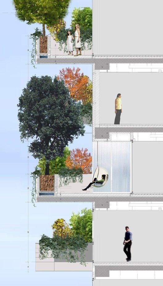 Gallery Of Bosco Verticale Boeri Studio 16 Green