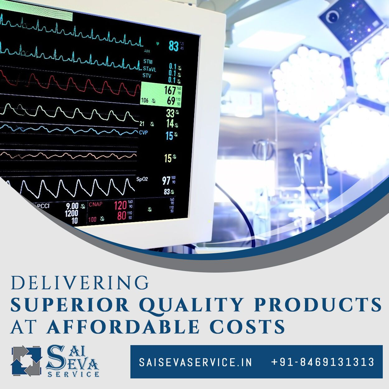 Sai Seva Service is one of the renowned manufacturers and