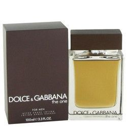 The One by Dolce & Gabbana After Shave Lotion 3.4 oz (Men)