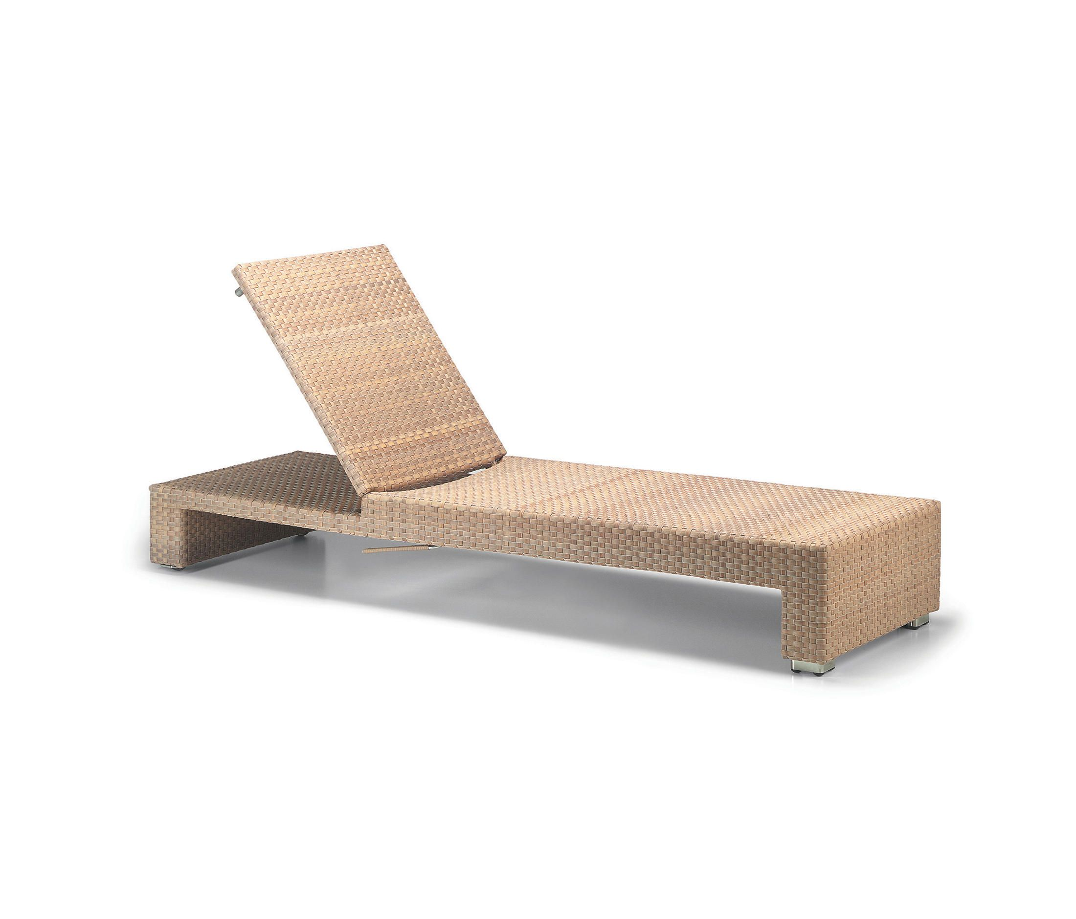 La Chaise Longue Catalogue Lounge Beachchair Designer Sun Loungers From Dedon All