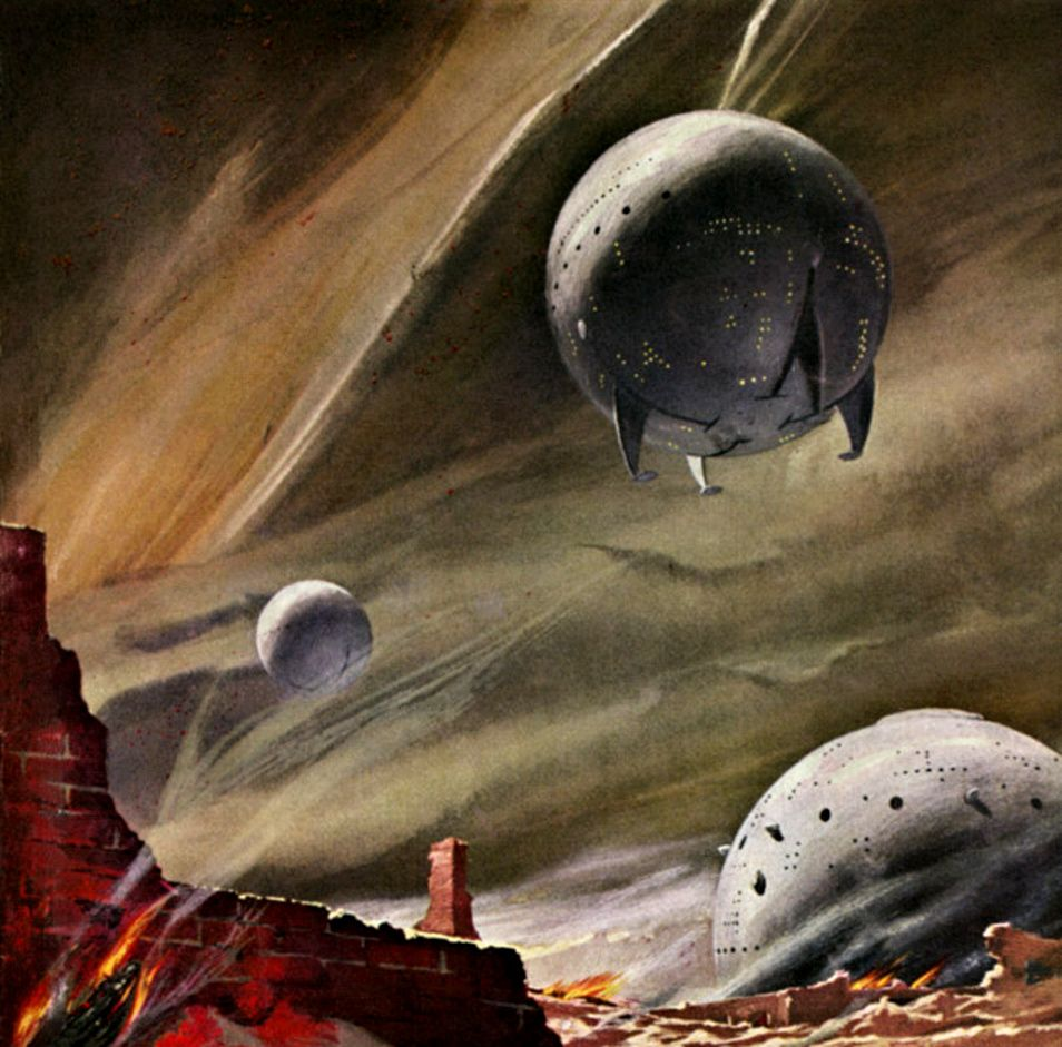 Image - Space Viking by John Schoenherr