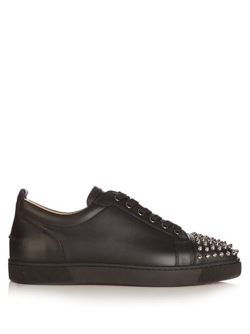 Christian LouboutinLeather Low Trainers nCuJeX09