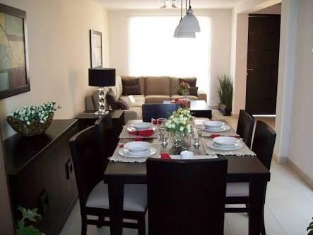 Resultado de imagen para decoracion de salas comedor para casas de ...