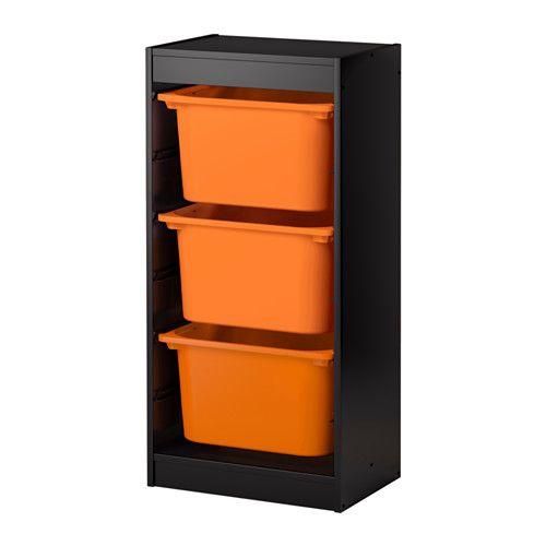 Ikea Trofast Meuble De Rangement Une Collection De Rangements