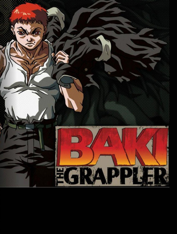 Boec Baki Baki The Grappler Anime Anime Japan Grappler