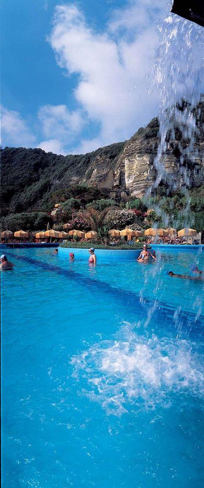 Giardini Poseidon Terme Ischia Thermal baths, pools