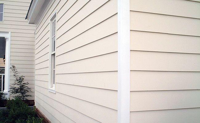 Nichiha Sierra Premium Smooth Siding Architectural Wall Panel